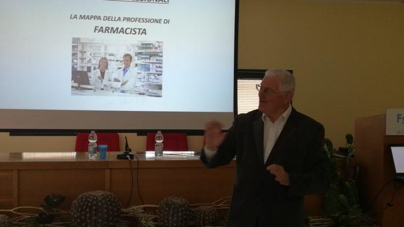 La rappresentazione, valorizzazione e comunicazione sociale dell'attività dei farmacisti - Corso Fabesaci
