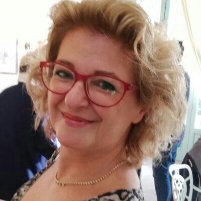 Rosella De Leonibus foto firma 2019-2